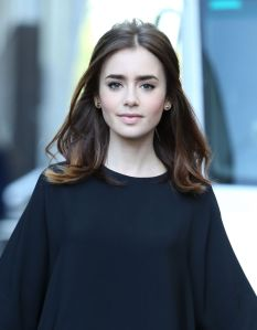 lily-collins-in-black-dress-leaving-itv-studio-in-london_2