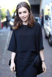 lily-collins-in-black-dress-leaving-itv-studio-in-london_3